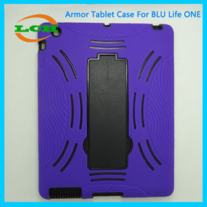 Silicone and Plastic Shockproof Phone Case for Blu Life One pictures & photos