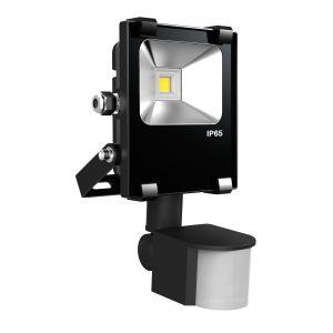 Waterproof 10W Sensor LED Floodlight