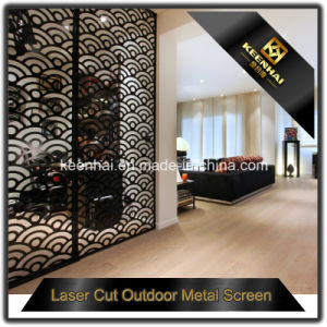 Decorative Stainless Steel Restaurant Room Divider Partition Metal Screen pictures & photos