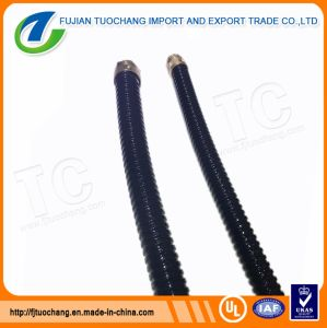 PVC Coated Flexible Pipe Electrical Conduit pictures & photos