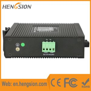 2 Tx 1 Fx Gigabit Port Industrial Ethernet Network Switch pictures & photos