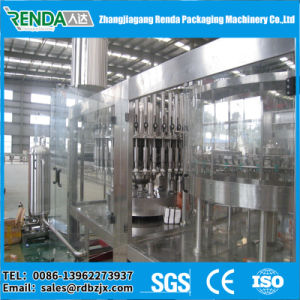 Customized Full Automatic Juice Bottling Line Bottled Water Machine Price pictures & photos