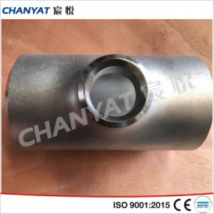 A403 (WP904L, N08904) ASTM Bw-Fitting Stainless Steel Tee pictures & photos