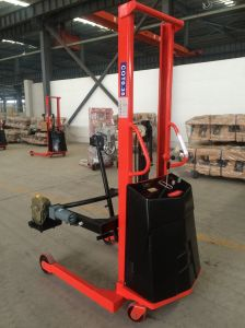 Hydraulic Hand Stacker pictures & photos