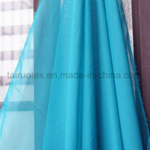Imitated Silk Chiffon Fabric for Lady Garment Fabric pictures & photos