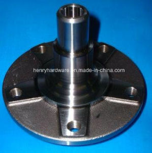 Forged Flange Shaft for Farm Machine pictures & photos