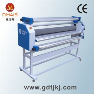 DMS Full-Auto Cold Film Roll to Roll Laminating Machine pictures & photos