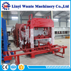 Fully Automatic Concrete Block Machine Motor/Cement Brick Making Machine pictures & photos