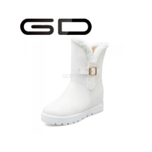 Gd Classic Style Warm Snow Boots Elegant Snow Boots for Women pictures & photos