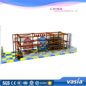 2016 Popular Children Climbing Rope Course Equipment for Sale (VS5-6192A) pictures & photos