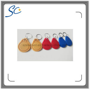 Custom Number Printing RFID Key Tag for Access Control System pictures & photos
