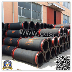 Cdsr Flanged Discharge Rubber Dredge Hose