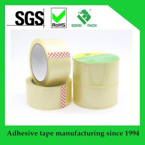 BOPP Adhesive Tape No Noise BOPP Packing Tape pictures & photos