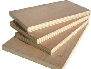 Furniture /Construction Plywood/Film Faced Hardwood / Commercial Plywood pictures & photos