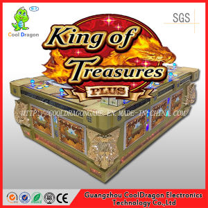 King of Treasures English Version with Fish Hunter Game Machine pictures & photos