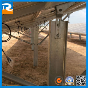 Galvanized Solar System Mounting Bracket Connector pictures & photos