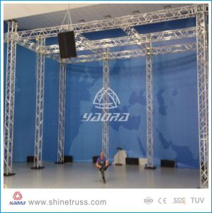 Aluminum Truss for Cosmetic Display Stand pictures & photos