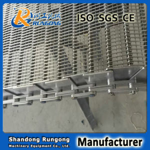 Stainless Steel Conveyor Belt Eye Link Belt pictures & photos
