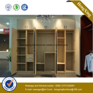 Modern Bedroom Furniture / Storage Cabinet / Wooden Wardrobe (HX-LC2250) pictures & photos