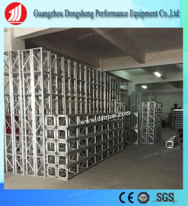 12 Inch Aluminum Square / Box Truss, Aluminum Roof Truss, Aluminum Finish Line Truss with TUV From Trussing pictures & photos