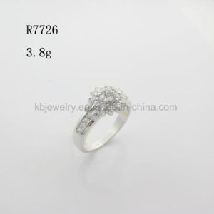 925 Silver Jewelry Finger Ring Cubic Zircon (R7726) pictures & photos