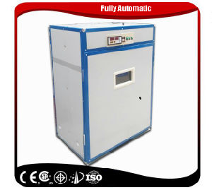 Ce Approved Automatic Poultry Egg Incubator with Gas Hatchery pictures & photos