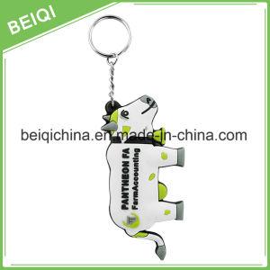 Custom 3D Soft Rubber PVC Key Chain pictures & photos