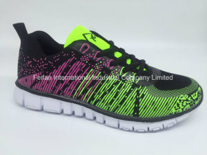 Best Seller Cheap Men Athletic Sport Shoes Running Shoes Tennis Shoes FF170605) pictures & photos