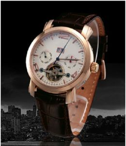 China 316L Stainless Steel Fashion Men Watch pictures & photos