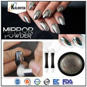 Non-Toxic Chrome Mirror Effect Nail Polish Pigment pictures & photos
