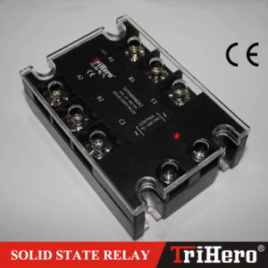 AC/AC Solid State Relay SSR 3-Phase, SSR-3 AA40 pictures & photos