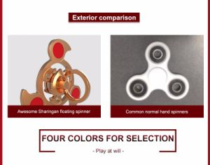 Newest Style Air Rotating Finger Fidget Hand Spinner pictures & photos