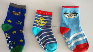 High Quality Wholesale Little Baby Socks Children Socks pictures & photos