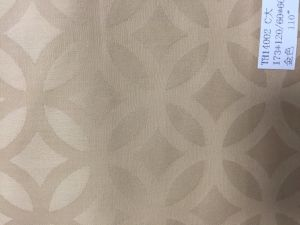 Jacquard Fabric with Bleach, White, and Printed for Home and Hotel pictures & photos