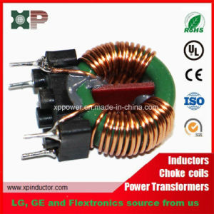 Small Size Through Hole Commom Mode Inductor for Power Supply pictures & photos