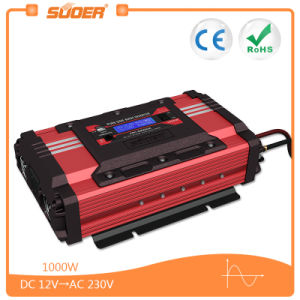 Suoer High Frequency 1000W 1500W Pure Sine Wave Power Inverter (FPC-D1000A) pictures & photos