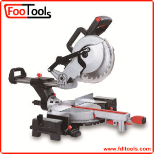 8-1/4′′ 210mm 1800W Sliding Miter Saw (220145) pictures & photos
