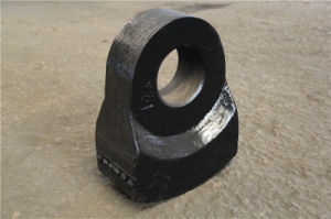 The High Manganese Steel Hammer Crusher Parts pictures & photos