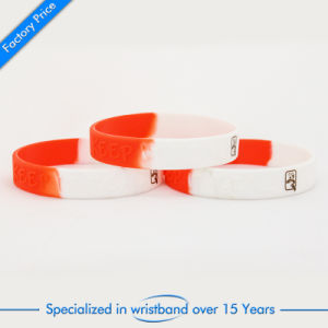 OEM Customized High Quality Segmented VIP Wristband pictures & photos