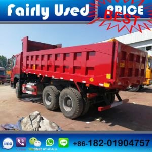 New Sinotruk HOWO 6X4 Dump Truck with 340HP Dump Truck pictures & photos