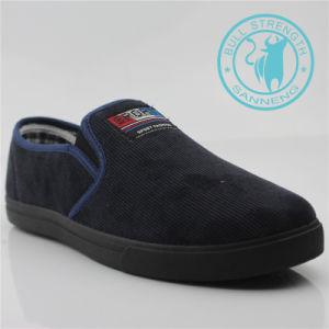 Men Shoes Leisure Footwear Sneaker Canvas Shoes (SNC-011350) pictures & photos