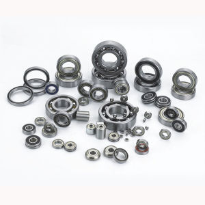 Deep Groove Ball Bearing Thrust Ball Bearing Thin Wall pictures & photos