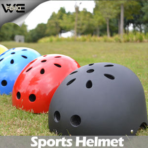 Roller Blading Snowmobile Cheap Safety Open Face Helmets pictures & photos