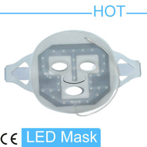 LED Light Face Mask Skin LED Mask Manual LED Light Therapy LED Facial Mask Tightening pictures & photos