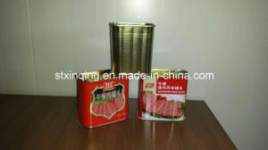 Luncheon Meat Cans Making Machine pictures & photos