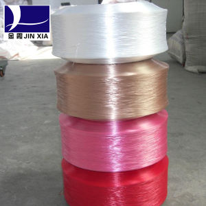 Polyester Filament Yarn 40d/18f Dope Dyed FDY pictures & photos