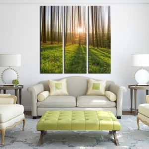 Multi Panels Painting Art Home Decor Canvas Painting for Living Room pictures & photos