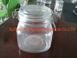 Glass Storage Jar, Glassware, Candle Jar, Mason Jar pictures & photos