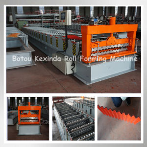 Corrugated Roofing Panel Roll Forming Machine pictures & photos