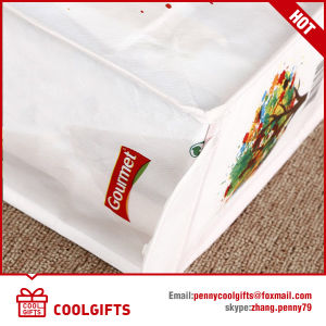 Promotional Gifts Non Woven Fabric Folding Bag, Reusable Shopping Bag pictures & photos